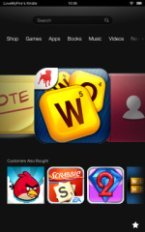 Kindle Fire Tip: How to Take a Screenshot Pictur