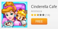 Cinderella Cafe from Amazon