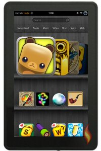 Free Kindle Fire Games on Carousel