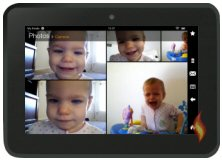 Take Pictures on Your Kindle Fire HD