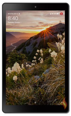 Kindle Fire HD 10 2015 Model