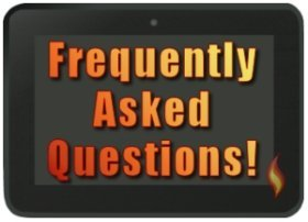 Kindle Fire Frequently Asked Questions