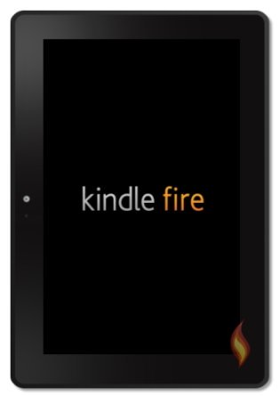 Kindle Fire HDX Loading Screen