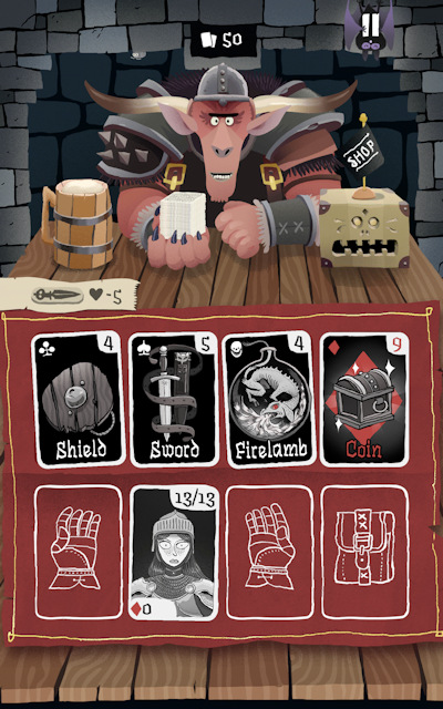 how to play card crawl