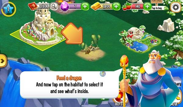 Kindle Fire Adventure Games: Dragon City