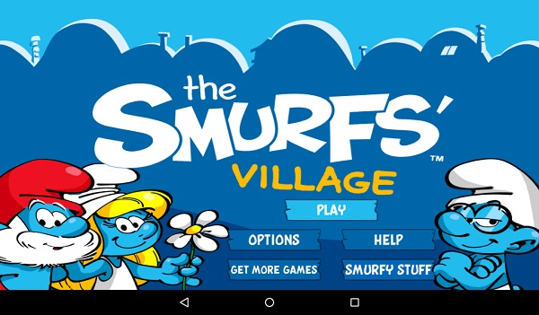 Kindle Fire Adventure Games:Smurfs' Village