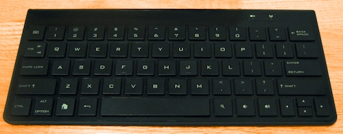 Amazon's Bluetooth Keyboard for the Kindle Fire HD