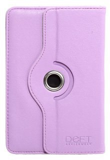 Deft Dante 360 Rotating Kindle Fire Cover Purple