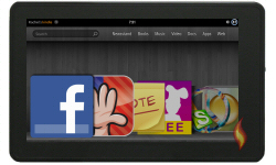 Android Apps on Amazon Kindle Fire