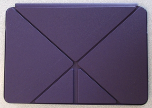 Kindle Fire HDX 7 Origami Cover Purple