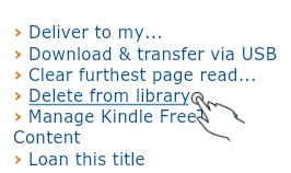 a way to write a kindle e-book