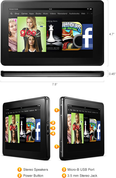 which kindle fire tablet do i own