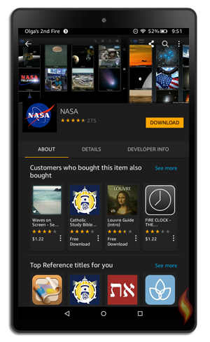 Astronomy Apps For Kindle Fire