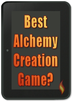 Best Kindle Fire Alchemy Creation Game