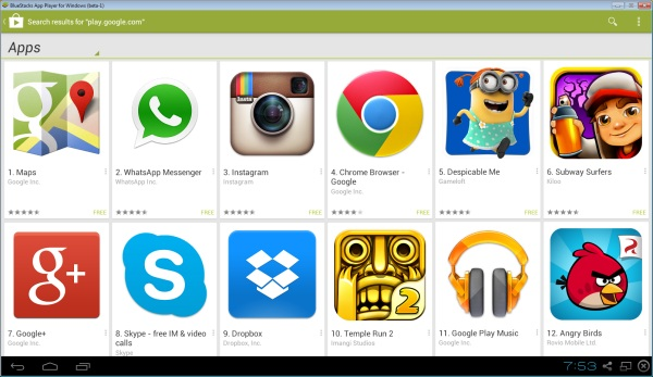 Get Google Play Apps On Your Kindle Fire