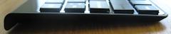 Side of Bluetooth Keyboard
