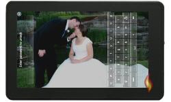Customized Wallpaper Landscape Wedding Photo