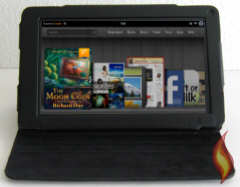 Kindle Fire Cover Landscape