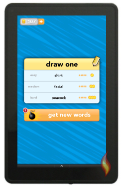 Draw Something Words