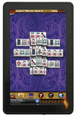 Free Kindle Fire Game: Random Mahjong