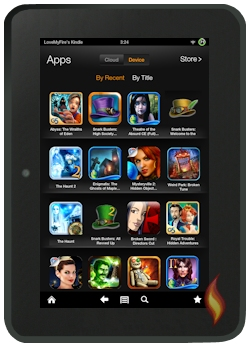 Games for Kindle Fire