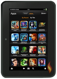 free games for kindle fire