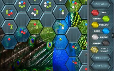HexLogic - Zoo Puzzle