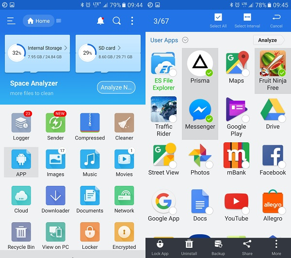 Android Apps On Kindle Fire: Backing Up Apps On Android Device