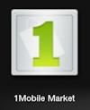 1Mobile Market App