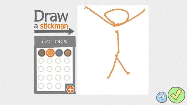 Adventure Games Kindle Fire: Draw A Stickman