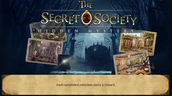 Kindle Fire Adventure Games: The Secret Society - Hidden Mystery