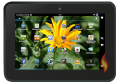 Kindle Fire Android Wallpaper