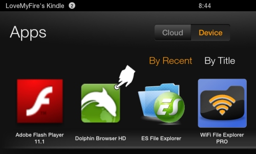 Open Dolphin Browser