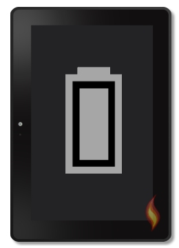 Kindle Fire Battery
