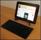 External Bluetooth Keyboard