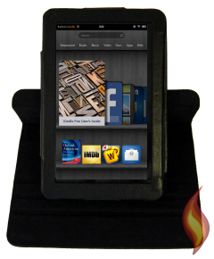 Best Kindle Fire Cover: Deft Dante 360