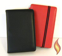 Kindle Fire Accessory: Black and Red Cover