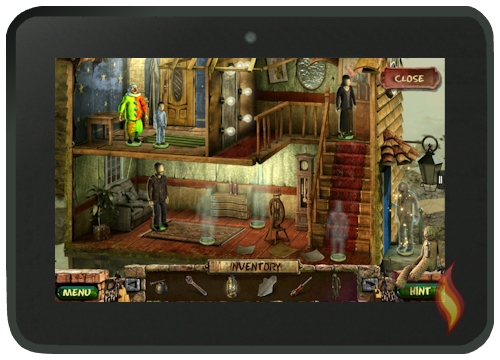 Stray Souls Game on Kindle Fire
