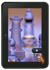 Kindle Fire Background: Chess