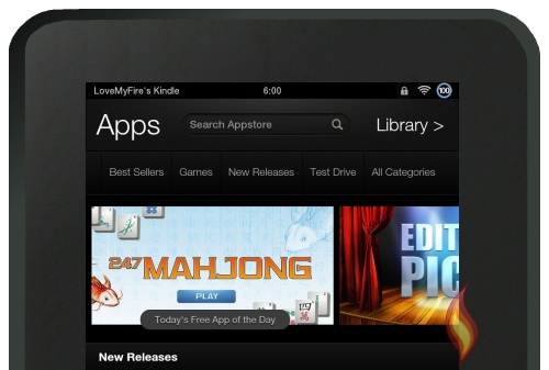 Kindle Fire Free App of the Day