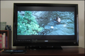 The Hunger Games on Kindle Fire to TV (Movie image copyright Lionsgate)