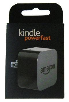 Amazon Kindle PowerFast Wall Charger
