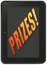 Kindle Fire Giveaways and Prizes