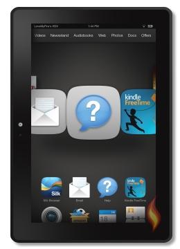 """Kindle Fire HDX 7"""""""