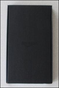 New Kindle Fire HDX Box