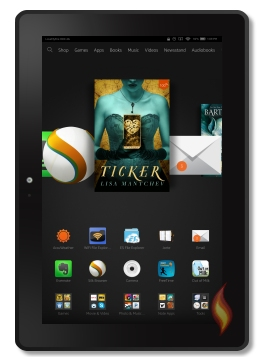 Kindle Fire HDX and HD Tablets Released in 2014