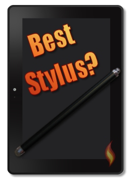Best Kindle Fire Stylus?
