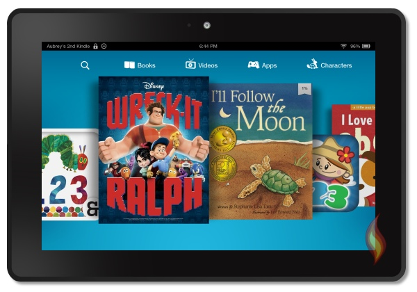 Amazon Freetime Unlimited How To Setup A Kindle Fire For Kids