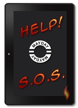 Kindle Fire Help, MayDay, SOS