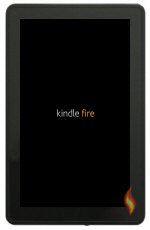 Kindle Fire Start Screen